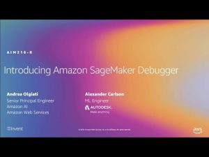 Amazon SageMaker Debugger Featured Image DataEthics4All AI Society