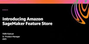 Amazon SageMaker Feature Store Featured Image DataEthics4All AI Society