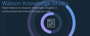 IBM Watson Knowledge Studio Featured Image DataEthics4All AI Society
