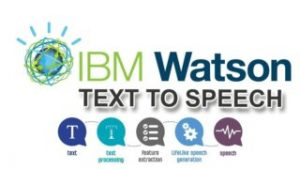 IBM Text to Speech Featured Image DataEthics4All AI Society