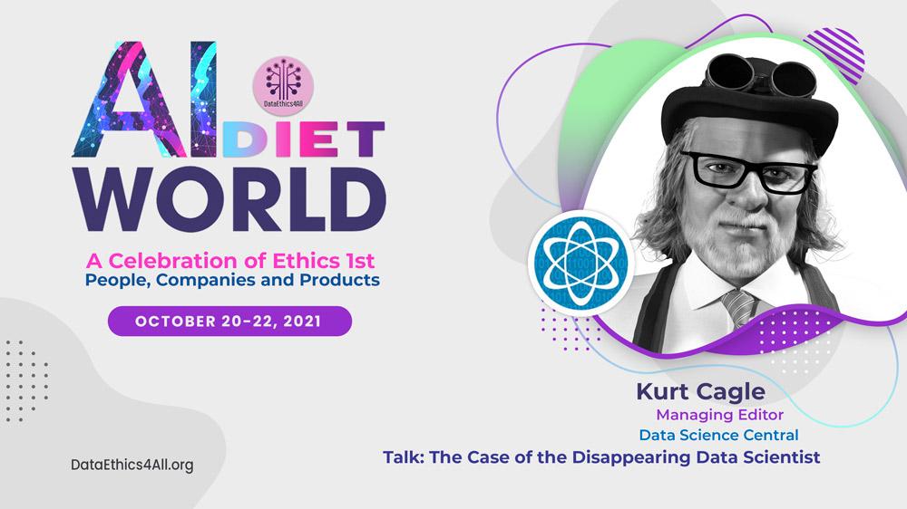AI-DIET-World-Speaker-Kurt-Cagle-Data-Science-Central