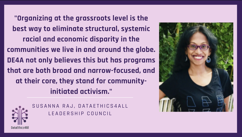Susanna Raj_grassroots testimonial