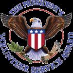 The Presiden't Volunteer Service Award Logo