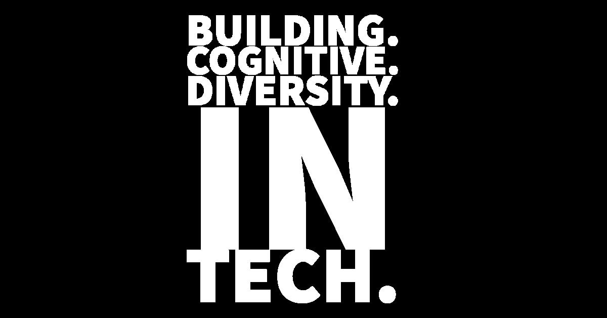 Building Cognitive Diversity in Tech