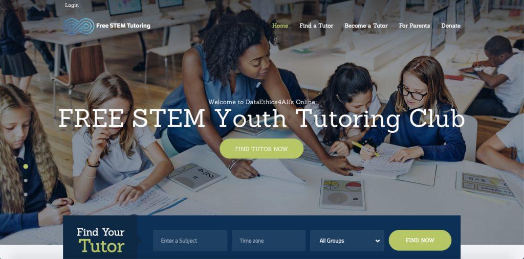 Introducing-DataEthics4All's-Free-STEM-Tutoring-Program