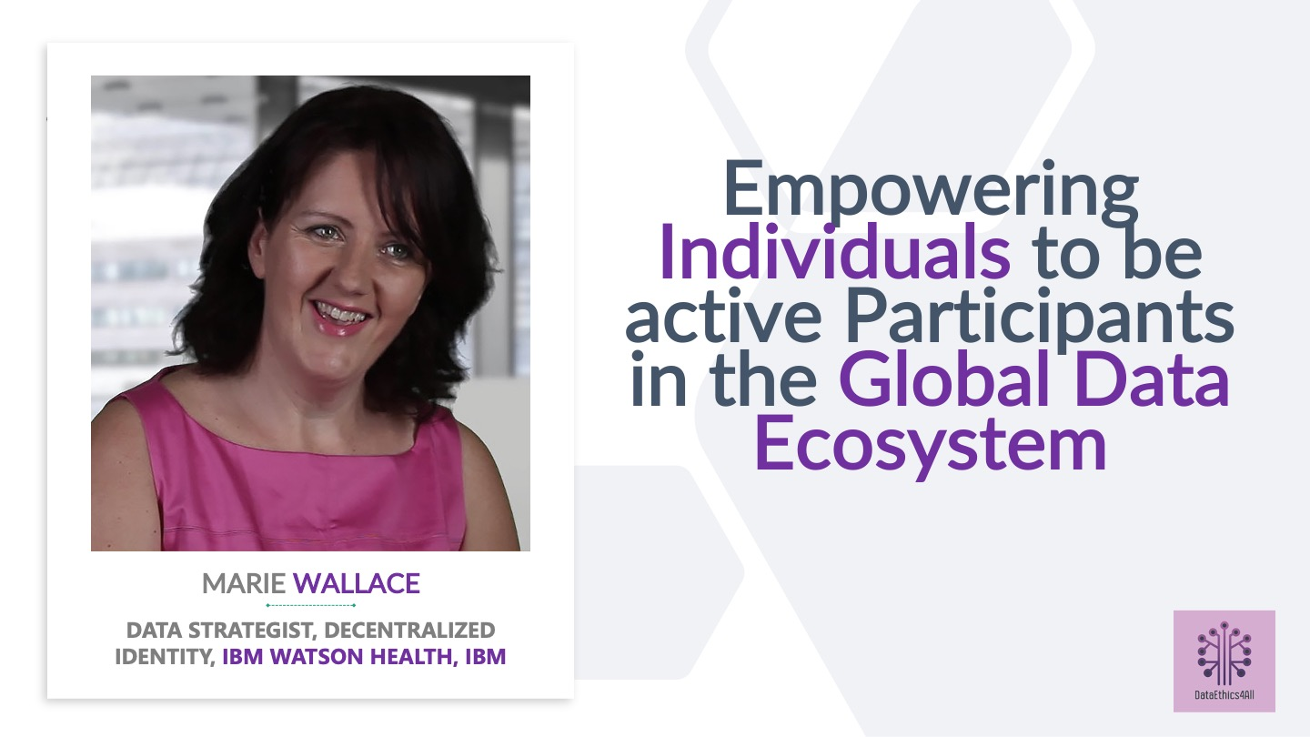 Keynote Empowering Individuals to be Active Participants with Marie Wallace