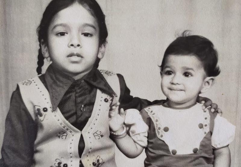 Shilpi-Agarwal-with-elder-brother-Vivek-Agarwal