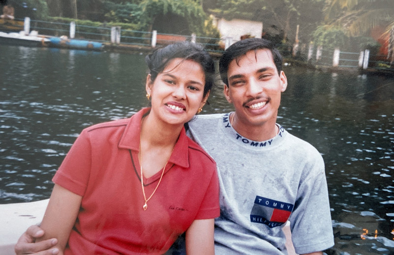 Shilpi-Agarwal-with-spouse-Rohit-Agarwal