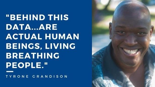 Tyrone Grandison DataEthics4All Think Tank Testimonial