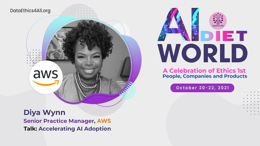 AI-DIET-World-Speaker-Diya-Wynn-AWS